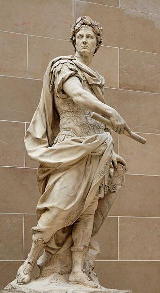 Outline of ancient Rome - Julius Caesar