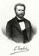 Franz Wilhelm Junghuhn -  Bild