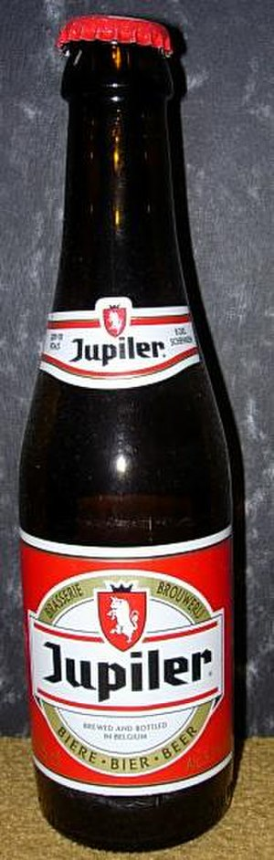 Jupiler - Bottle of Jupiler