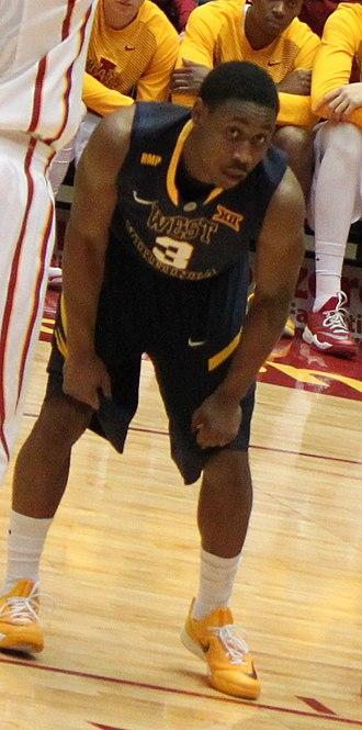 Juwan Staten - Staten playing for West Virginia
