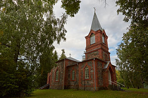 Põlva Parish - Kähri church
