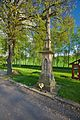 Kříž ve východní části obce, Ondratice, okres Prostějov.jpg
