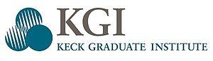 Keck Graduate Institute - Keck Graduate Institute logo