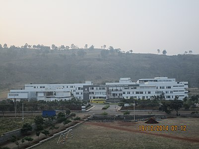 KLE's college of engineering and techmology, Chikodi, it is the only engineering collage in the town