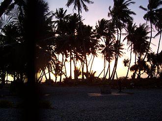 Kaben - Sunrise on Kaben