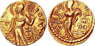 Kacha (king) Maharajadhiraja, Sarva-rajocchetta