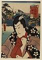 Kagaya Katsugoro of Hongo - Sugawara denju tenarai kagami - Walters 95765.jpg