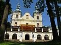 Kalwaria Pacławska - Klasztor Franciszkanów - panoramio.jpg