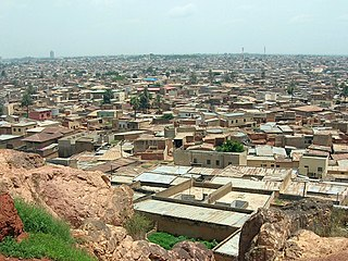 Kano Capital city in Northern Nigeria