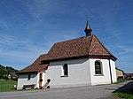 Chapel of St. Peter & Paul Enggenhütten, consecrated on September 10, 1688