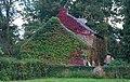 Kapellen - pastorie, zijgevel met klimop.jpg