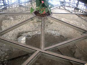 House of St. Peter under the Catholic Church i...