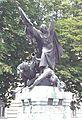 Kapisztrán Szent János szobra (Damkó József) a Budai Várban.jpg