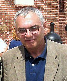 Второй муж Алёны Зандер — режиссёр Карен Шахназаров, 2008 г.