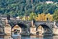 Karlův most Praha, Malá Strana 20170908 010.jpg