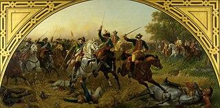 Battle of Kolín 1757 battle of the Seven Years War