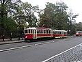 Karlovo náměstí, historická tramvajová souprava (03).jpg