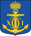 Coat of arms of Karlskrona Municipality