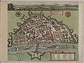 Karte - Theatrum urbium Regensburg - Starcke - um 1695.jpeg