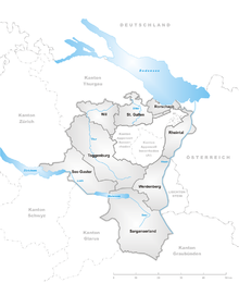 Canton of St Gallen Wikipedia