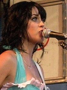 Katy Perry v roce 2008