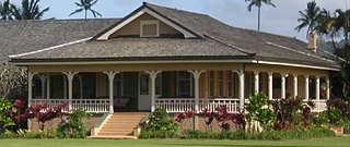 Lanai (architecture) A type of roofed, open-sided veranda, patio or porch originating in Hawaiʻi