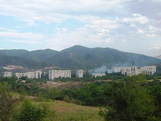Kazreti, view from mountain.JPG