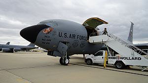 336th Air Refueling Squadron - Squadron KC-135 Stratotanker at March Air Reserve Base