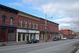 Chesterfield, New York Town in New York, United States