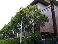 Keimeikan Hall (Kinugasa Campus, Ritsumeikan University, Kyoto, Japan).JPG