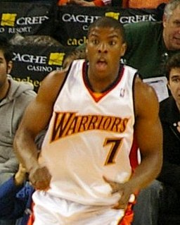 British/American basketball player