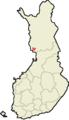 Keminmaa Suomen maakuntakartalla.png