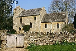 Kencot Human settlement in England