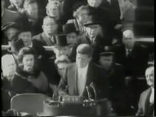 Datei:Kennedy inauguration footage.ogv