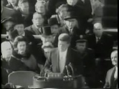 Податотека:Kennedy inauguration footage.ogv