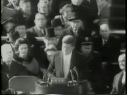 קובץ:Kennedy inauguration footage.ogv