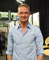 Kenneth Carlsen BogForum Forum Copenhagen.JPG