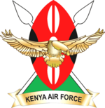 Coar of Arms of the Kenya Air Force