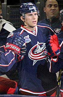 Kerby Rychel Canadian ice hockey player