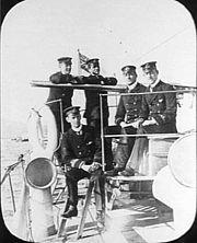 Keyes HMS Fame 1900 AWM A05029