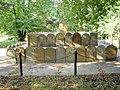 Kielce,Cmentarz żydowski w Kielcach cmentarz żydowski,1870 r.JPG