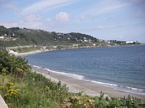 La baie de Killiney