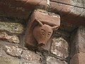 Kilpeck church stone carvings - geograph.org.uk - 875757.jpg