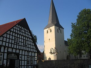 Bünde - Image: Kilver, Bustedt, Hidenhausen Juni 2009 191