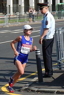 Kim Hye-gyong North Korean long-distance runner