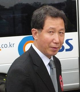 South Korean politician