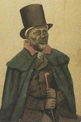 Moshoeshoe I - Image: King Moshoeshoe of the Sotho Lesotho from the Natal Archives