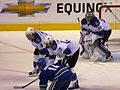 Kings' defence and Burrows (4568608845).jpg