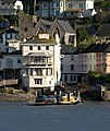 Kingswear, Royal Dart Hotel and church - geograph.org.uk - 1033591.jpg