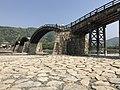 Kintaikyo Bridge on Nishikigawa River 5.jpg
